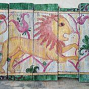 Картины и панно handmade. Livemaster - original item Painting on old boards
