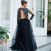 Одежда handmade. Livemaster - original item Evening dress Toscana. Handmade.