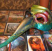 """Дизайн и реклама ручной работы. Ярмарка Мастеров - ручная работа маска венецианская """"нос турка"""". Handmade."""