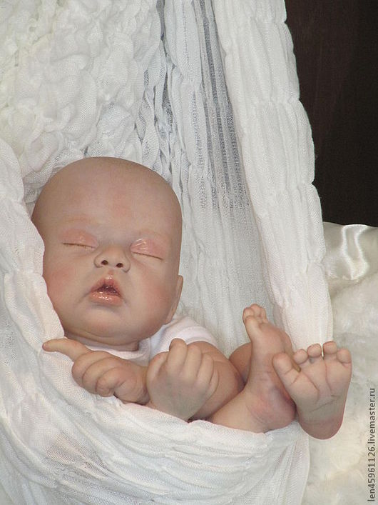 Куклы-младенцы и reborn ручной работы. Ярмарка Мастеров - ручная работа. Купить Сэмми.. Handmade. Кукла реборн, винил