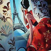 """Картины и панно ручной работы. Ярмарка Мастеров - ручная работа """"Вдохновение """"серия из двух картин. Handmade."""