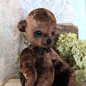 Куклы и игрушки ручной работы. Ярмарка Мастеров - ручная работа Мишка Тедди Сhocolate. Handmade.