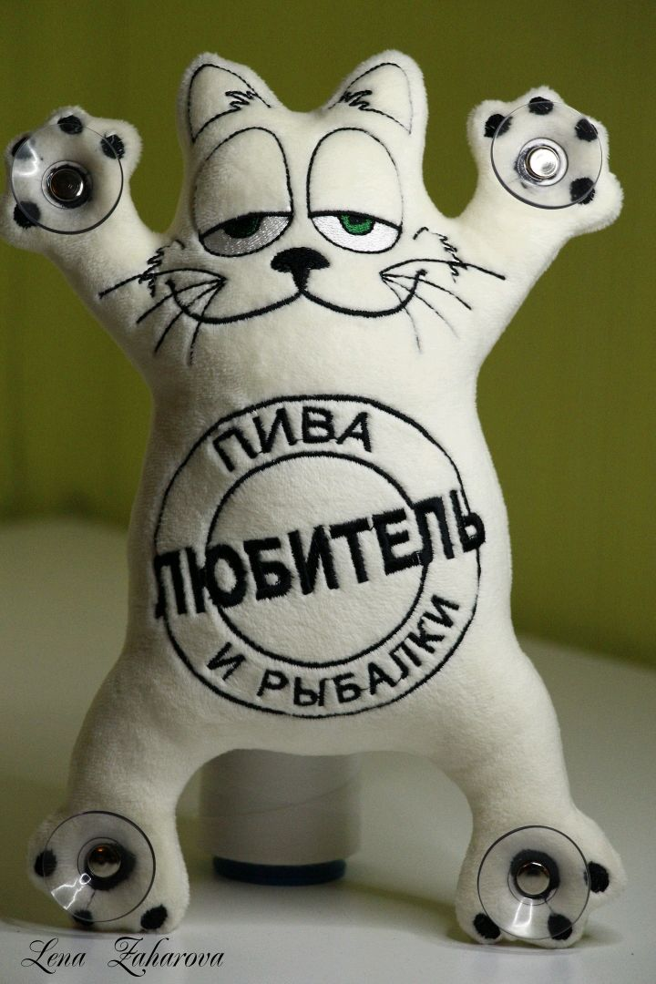 Автокот Саймона, Автомобильные сувениры, Воронеж,  Фото №1