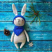 Куклы и игрушки ручной работы. Ярмарка Мастеров - ручная работа Зайка. Handmade.