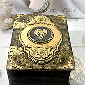 Для дома и интерьера handmade. Livemaster - original item Box-folio