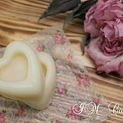 """Бальзамы ручной работы. Ярмарка Мастеров - ручная работа Твёрдый бальзам для волос """"Карите и роза"""". Handmade."""