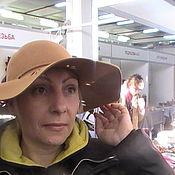 Аксессуары ручной работы. Ярмарка Мастеров - ручная работа шляпа с большими полями фетровая. Handmade.