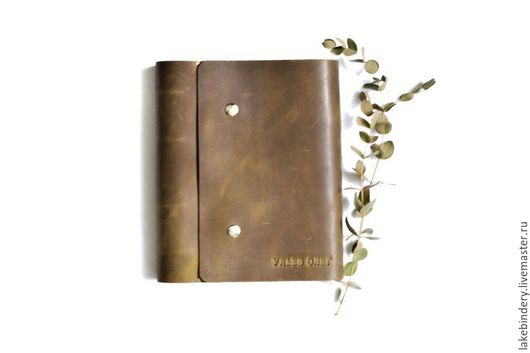 Ptaho - кожаные блокноты ручной работы на заказ. Именные блокноты, корпоративные подарки, уникальные вещи из натуральной кожи на заказ.