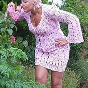 """Одежда ручной работы. Ярмарка Мастеров - ручная работа костюм тройка """"розовый вечер"""" авторская работа. Handmade."""