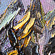 Mystical landscape oil painting 'House facing East'. Pictures. Multicolor Gallery. My Livemaster. Фото №6