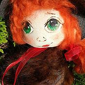 Куклы и игрушки ручной работы. Ярмарка Мастеров - ручная работа Кукла интерьерная Камилла. Handmade.