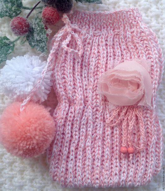 """Для телефонов ручной работы. Ярмарка Мастеров - ручная работа. Купить """"Нежно-розовый меланж"""" чехол для телефона. Handmade."""