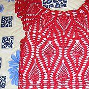 Одежда ручной работы. Ярмарка Мастеров - ручная работа Топ  - ананас. Handmade.