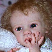 Куклы и игрушки ручной работы. Ярмарка Мастеров - ручная работа кукла реборн Элла. Handmade.
