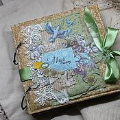 Подарки к праздникам handmade. Livemaster - original item The Album