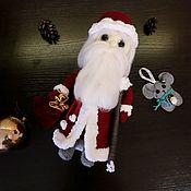 Куклы и пупсы ручной работы. Ярмарка Мастеров - ручная работа Дед Мороз. Handmade.
