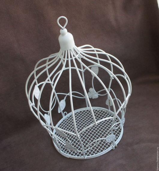 Другие виды рукоделия ручной работы. Ярмарка Мастеров - ручная работа. Купить Клетка для совы №2. Handmade. Разноцветный, атрибутика