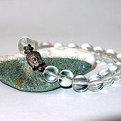 Фен-шуй и эзотерика handmade. Livemaster - original item Buddha bracelet rhinestone.. Handmade.