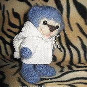 Куклы и игрушки ручной работы. Ярмарка Мастеров - ручная работа Медвежонок Мишка. Handmade.