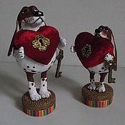 Куклы и игрушки ручной работы. Ярмарка Мастеров - ручная работа Верный друг. Handmade.