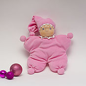 Stuffed Toys handmade. Livemaster - original item Toy - komforter for Elena. Handmade.