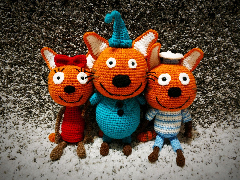 Котята, Мягкие игрушки, Курчатов,  Фото №1