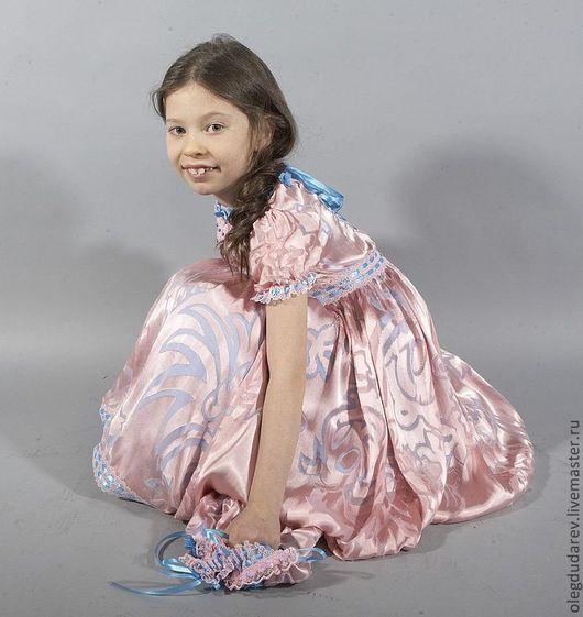 Карнавальные костюмы ручной работы. Ярмарка Мастеров - ручная работа. Купить костюм принцессы. Handmade. Карнавальный костюм, платье золушки