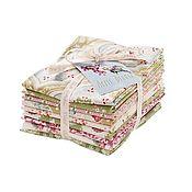 Материалы для творчества handmade. Livemaster - original item A set of fabrics Tilda Apple bloom 9 piece 50х55 cm.. Handmade.