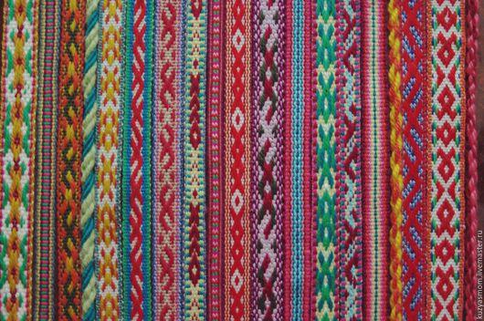 Этническая одежда ручной работы. Ярмарка Мастеров - ручная работа. Купить поясок. Handmade. Разноцветный, фольклор, русская традиция