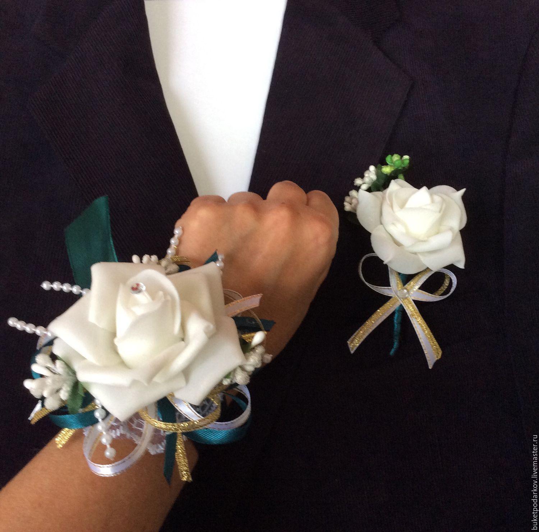 Браслеты для подружек невесты своими руками с атласной лентой фото