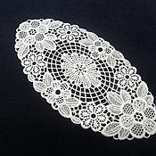 Для дома и интерьера handmade. Livemaster - original item Lace doily