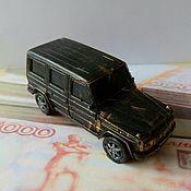 Косметика ручной работы handmade. Livemaster - original item Soap Jeep (