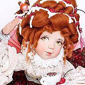 """Куклы и игрушки ручной работы. Ярмарка Мастеров - ручная работа """"Десерт,Её Величеству!"""". Handmade."""