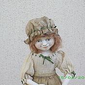 """Куклы и игрушки ручной работы. Ярмарка Мастеров - ручная работа кукла """"Дождик, дождик пуще..."""". Handmade."""