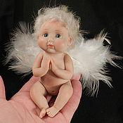 Куклы и игрушки ручной работы. Ярмарка Мастеров - ручная работа Милый ангелочек. Handmade.