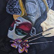 Картины и панно ручной работы. Ярмарка Мастеров - ручная работа Silk Spine vol.3. Handmade.