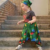 Работы для детей, ручной работы. Ярмарка Мастеров - ручная работа Детские брюки   афгани. Handmade.