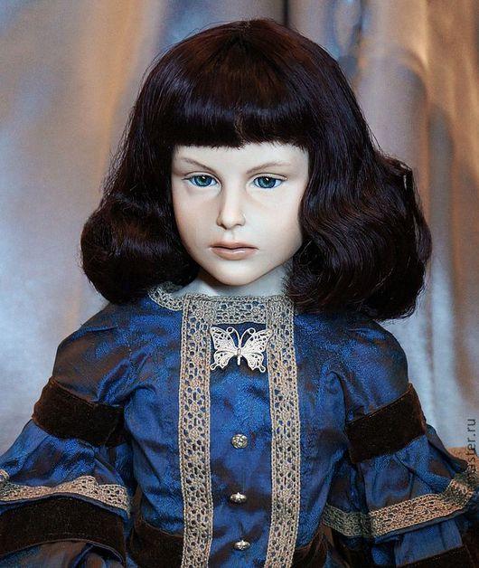 Коллекционные куклы ручной работы. Ярмарка Мастеров - ручная работа. Купить Алиса. Handmade. Серебро 925 пробы, кукла, ливингдоолл