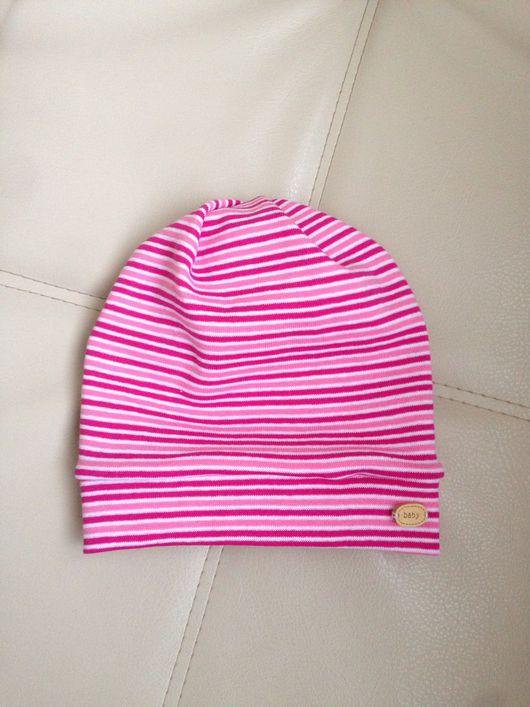 Шапки и шарфы ручной работы. Ярмарка Мастеров - ручная работа. Купить Шапочка на весну. Handmade. Шапка, розовая шапочка