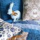 Лоскутный семейный комплект `Июльская Звёздочка` Лариса Авдошина. LA-Design. Текстиль ручной работы. Пэчворк