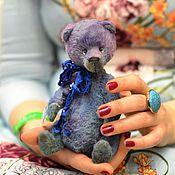 Куклы и игрушки ручной работы. Ярмарка Мастеров - ручная работа Медведь Фёдор Черникин. Handmade.