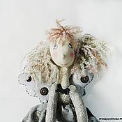 Куклы и игрушки ручной работы. Ярмарка Мастеров - ручная работа Куколка Фейка Швейка Катушечка. Handmade.
