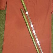 Сувениры и подарки handmade. Livemaster - original item A staff-sword.Sword canes.. Handmade.