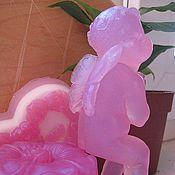 """Косметика ручной работы. Ярмарка Мастеров - ручная работа мыло """"Девочка-Бабочка"""". Handmade."""