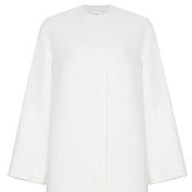Одежда ручной работы. Ярмарка Мастеров - ручная работа белое пальто. Handmade.