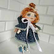 Игрушки ручной работы. Ярмарка Мастеров - ручная работа Кукла интерьерная текстильная игровая. Handmade.