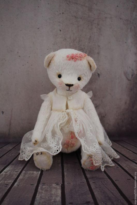 Мишки Тедди ручной работы. Ярмарка Мастеров - ручная работа. Купить Ева. Handmade. Мишка, мишки