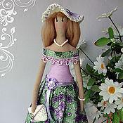 Куклы и игрушки ручной работы. Ярмарка Мастеров - ручная работа Тильда кукла Наталья. Handmade.