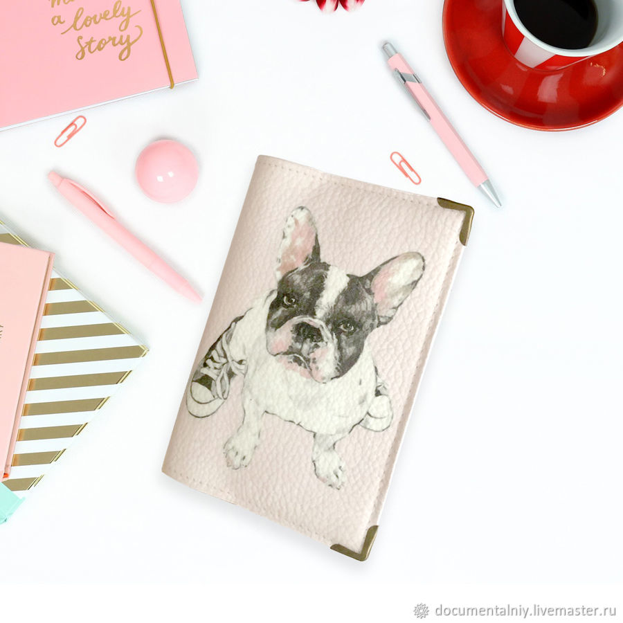 FRENCH BULLDOG Cover, Cover, Obninsk,  Фото №1
