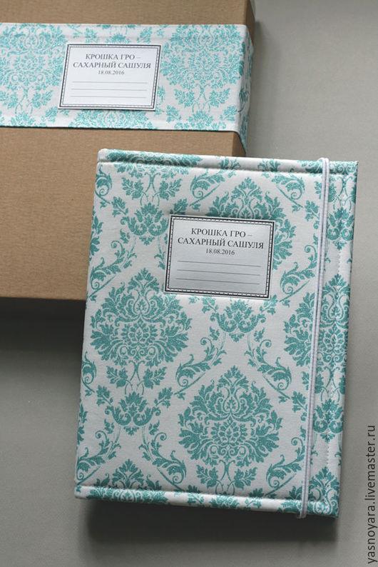 Фотоальбомы ручной работы. Ярмарка Мастеров - ручная работа. Купить Свадебный фотоальбом Для принцессы и принца (подарок на свадьбу). Handmade.